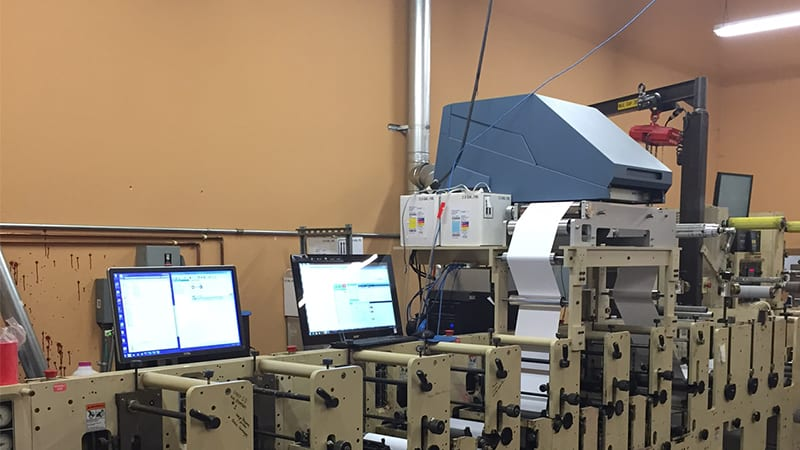 Cotton Plus Printing Hits the Ground Running with Colordyne's 3600 Series Retrofit Platform