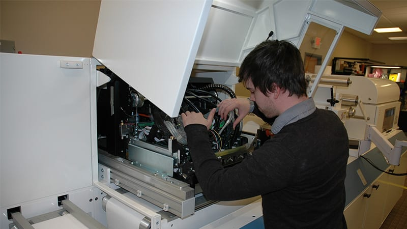 Colordyne Customer LYTASA Selects Aspen Memjet Upgrade for Added Speed and Performance