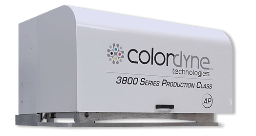 Digital Hybrid Printing with the 3800 Series AP-Retrofit