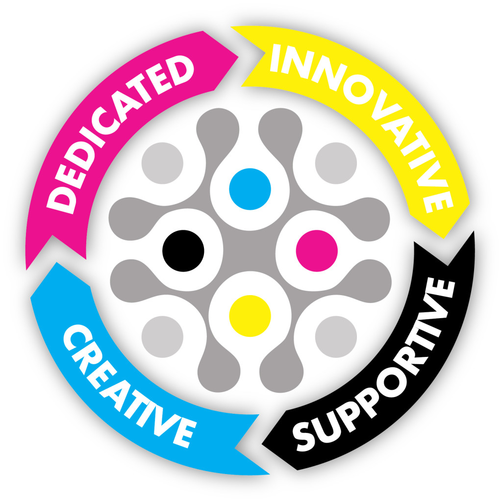 Colordyne Dedicated Innovative Supportive Creative