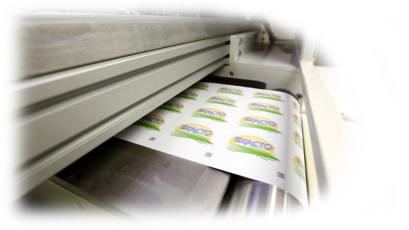 Custom Chemical Company Takes Control of Label Production