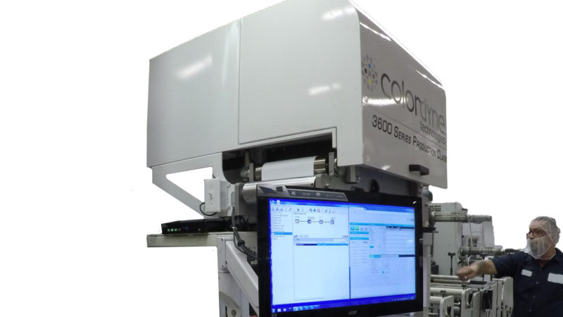 Prairie State Group Goes Digital with Colordyne 3600 Series Retrofit